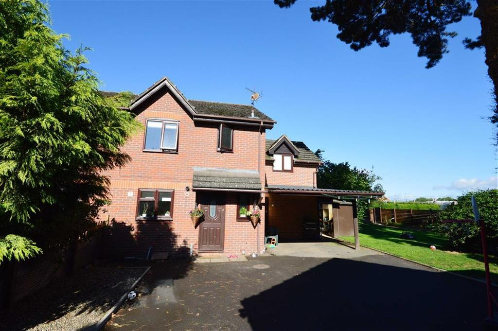 3 Bedrooms Semi Detached House for sale in 110, The Mallards, Ridgemoor Road, Leominster, Herefordshire, HR6