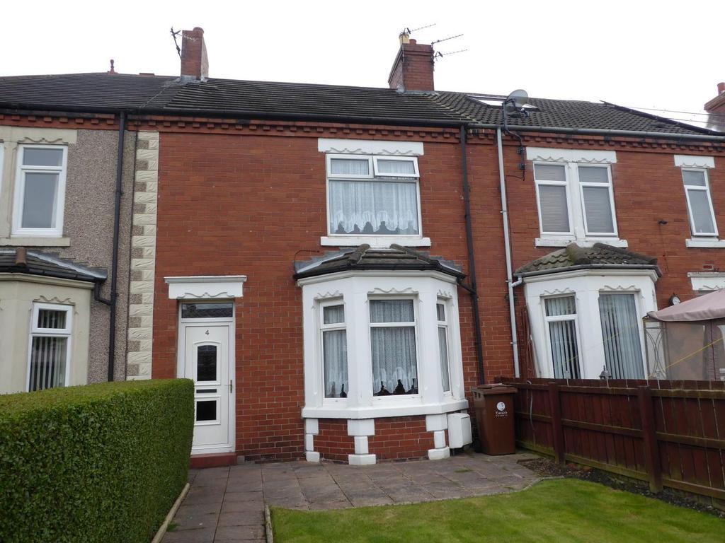 2 Bedrooms Terraced House for sale in Bolsover Street, Ashington