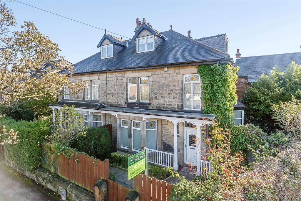 5 Bedrooms Semi Detached House for sale in Hookstone Road, Harrogate