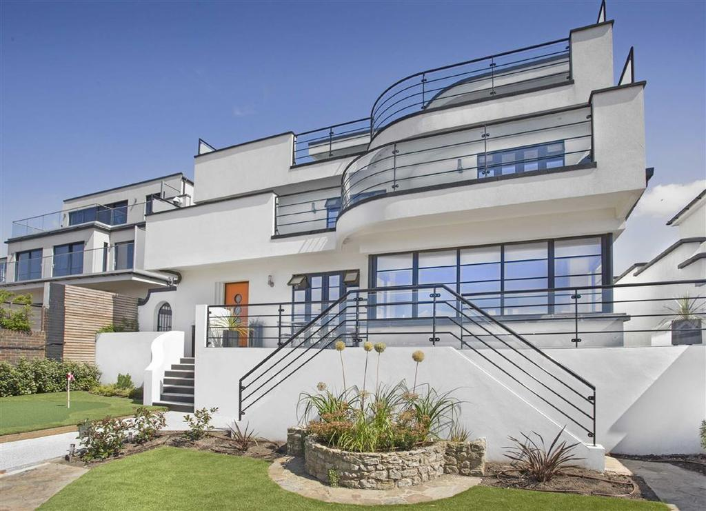 5 Bedrooms Detached House for sale in The Cliff, Brighton, East Sussex