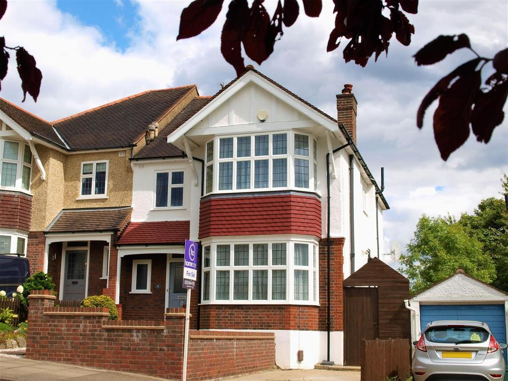 4 Bedrooms Semi Detached House for sale in Bishops Avenue, Bromley