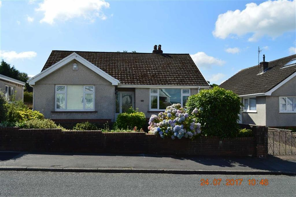 3 Bedrooms Detached Bungalow for sale in Heol Cae Copyn, Swansea, SA4