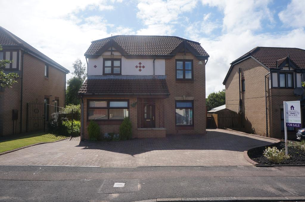 5 Bedrooms Detached House for sale in Cawder Road, Carrickstone, Cumbernauld G68