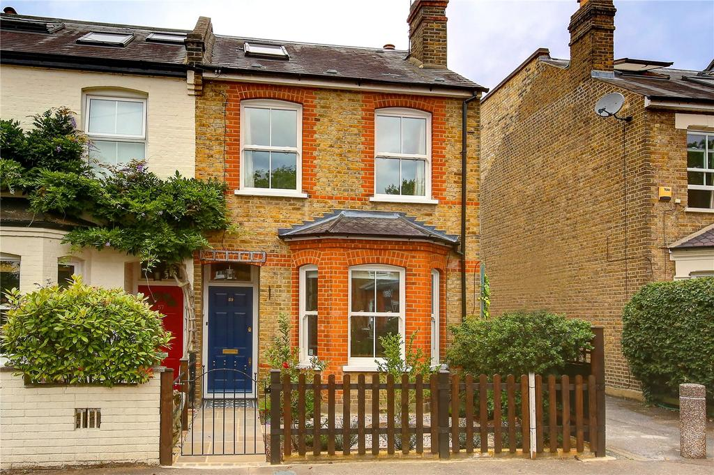 3 Bedrooms House for sale in Arlington Road, Teddington, TW11