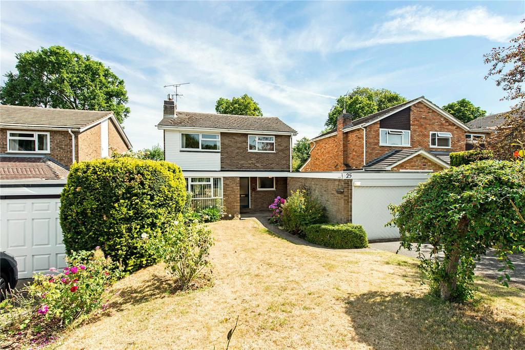 4 Bedrooms Link Detached House for sale in Eastmoor Park, Harpenden, Hertfordshire, AL5