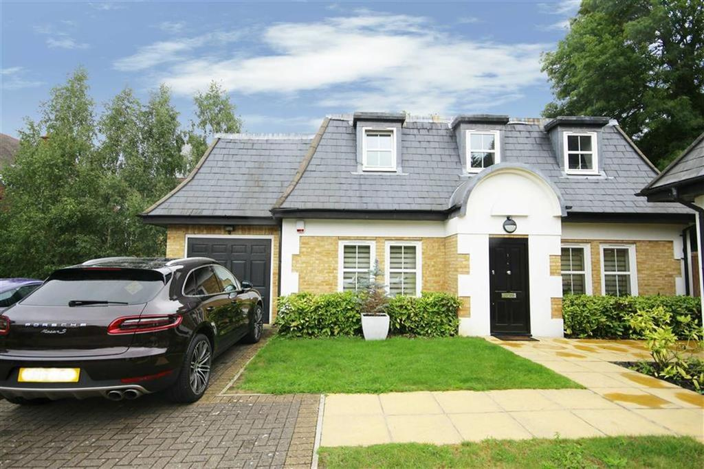 4 Bedrooms Detached House for sale in Landsdown Close, New Barnet, Herts