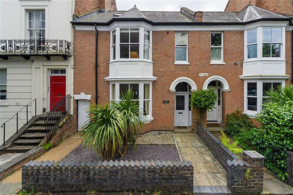 4 Bedrooms Terraced House for sale in Leam Terrace, Leamington Spa