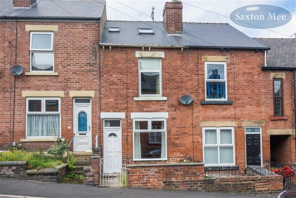 3 Bedrooms Terraced House for sale in Darwin Road, Hillsborough, Sheffield, S6