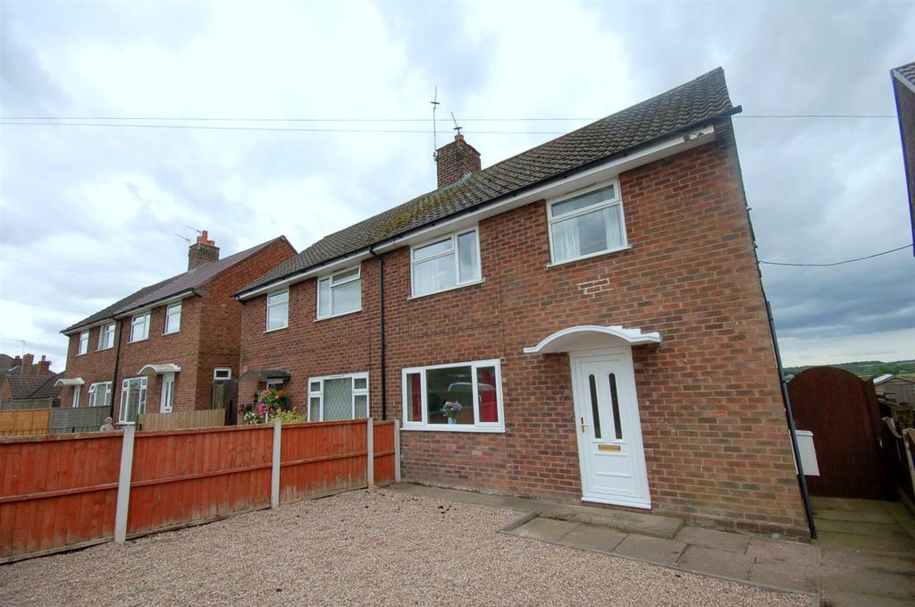 3 Bedrooms Semi Detached House for sale in Queen Street, Audley