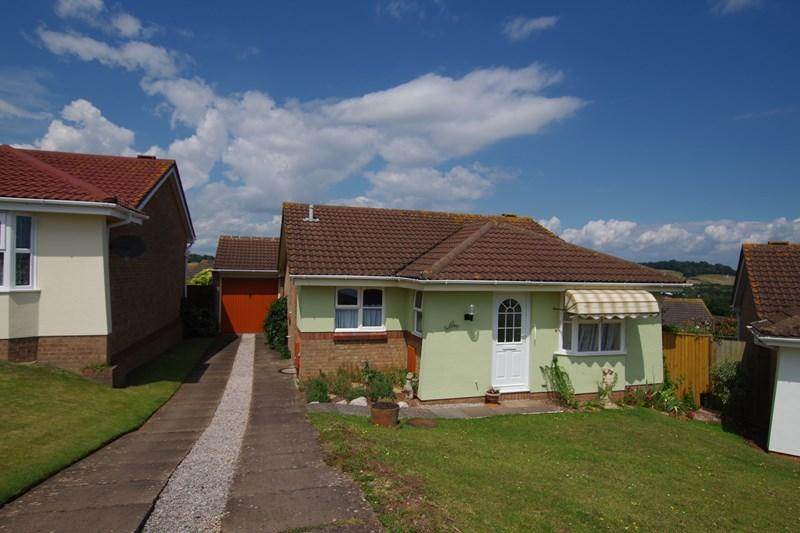 2 Bedrooms Detached Bungalow for sale in Lamacraft Close, Dawlish
