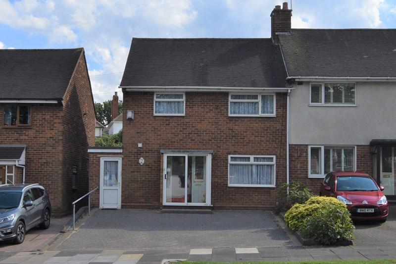 3 Bedrooms End Of Terrace House for sale in Hagley Road West, Birmingham