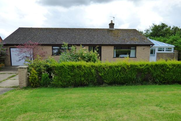 3 Bedrooms Bungalow for sale in Fen Road, Stickford, Boston, PE22