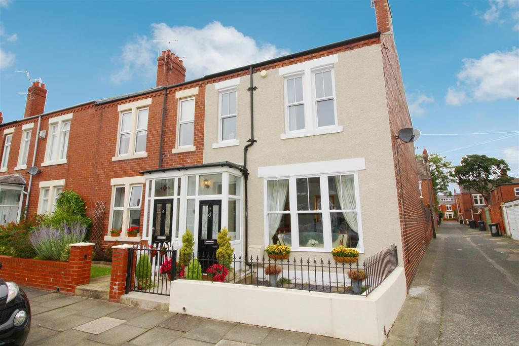 3 Bedrooms House for sale in Shipley Road, Tynemouth