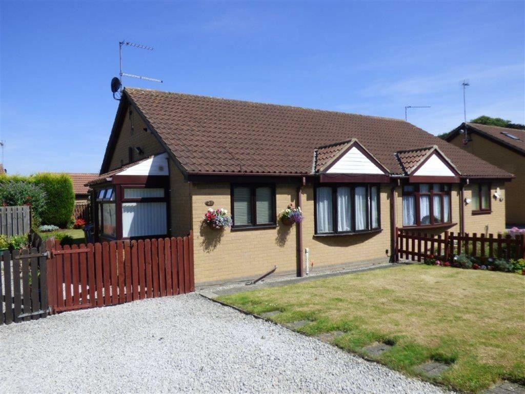 2 Bedrooms Semi Detached Bungalow for sale in Thorngumbald Road, Paull, East Yorkshire, HU12