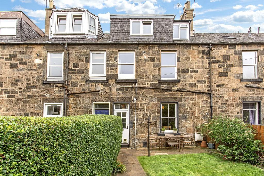 2 Bedrooms Flat for sale in 11 Woodbine Terrace, Edinburgh, EH6