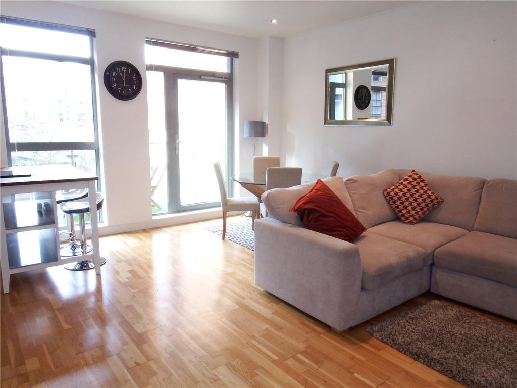 2 Bedrooms Flat for sale in Roberts Wharf, Neptune Street, Leeds, West Yorkshire, LS9