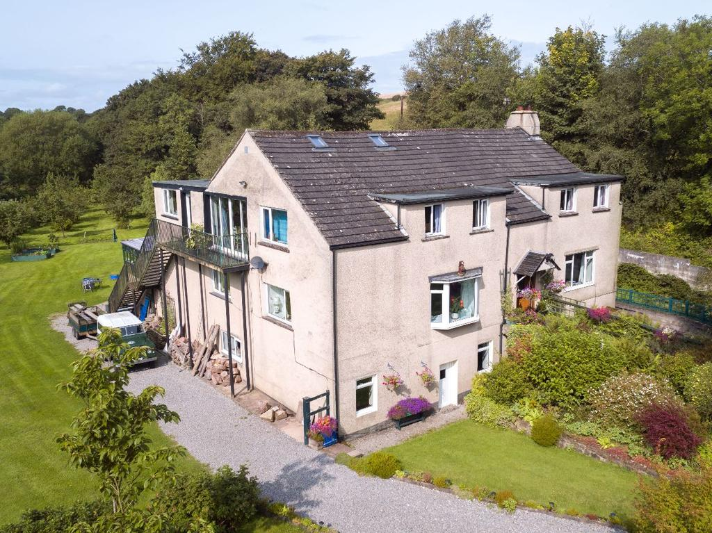 5 Bedrooms Detached House for sale in Rose Ghyll Mill, Crosby, Maryport, Cumbria, CA15 6SZ