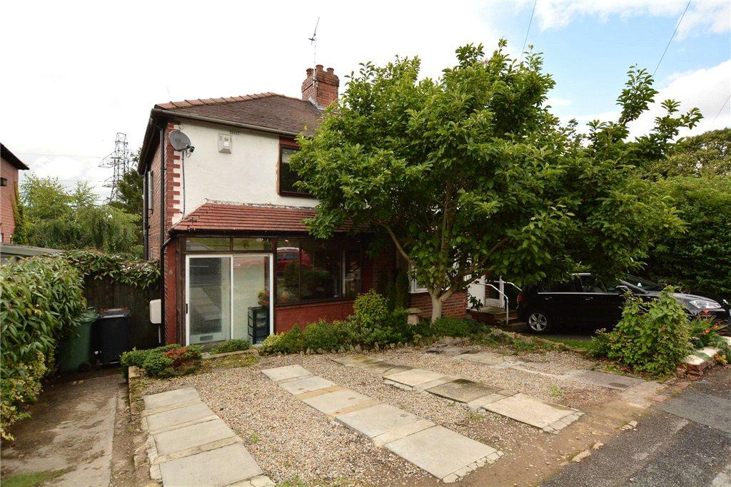 2 Bedrooms Semi Detached House for sale in Valley Rise, Leeds, West Yorkshire