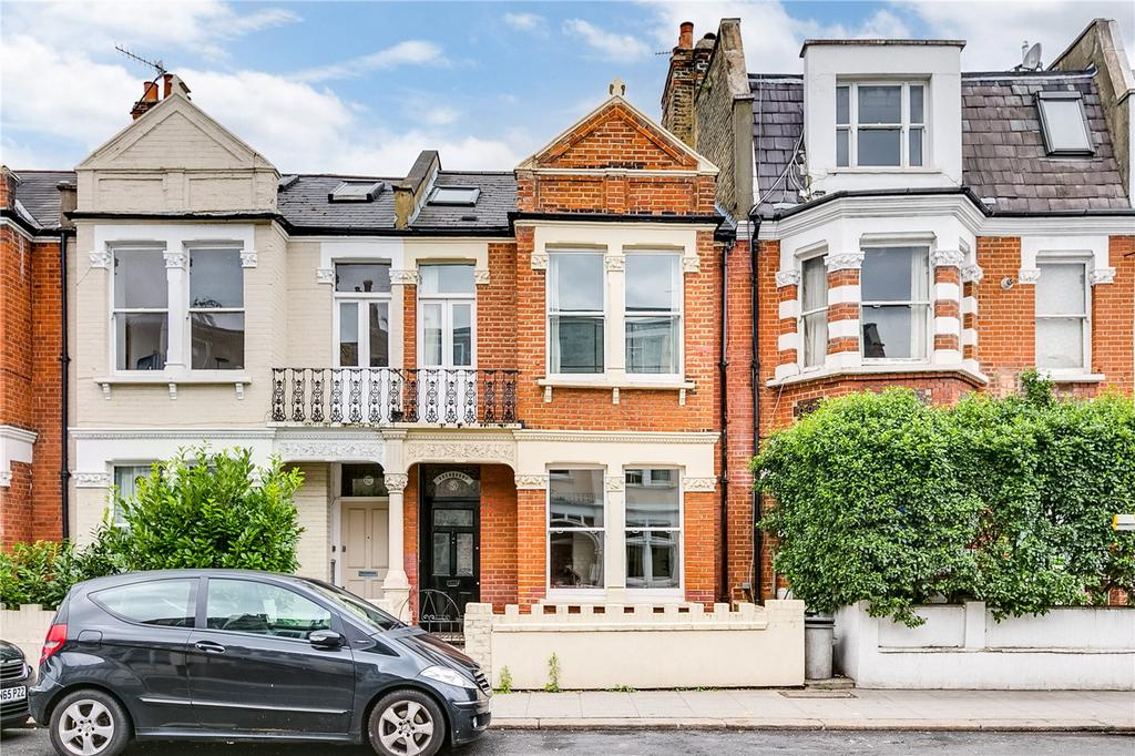 4 Bedrooms Terraced House for sale in Munster Road, London