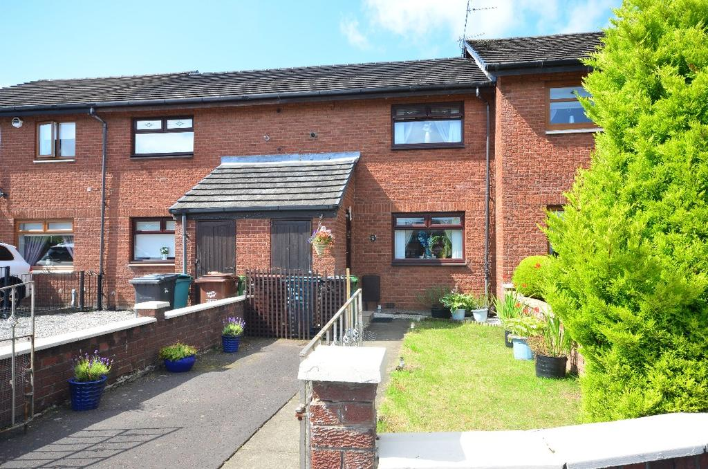 2 Bedrooms Terraced House for sale in Heritage View, Coatbridge, North Lanarkshire, ML5 1QW