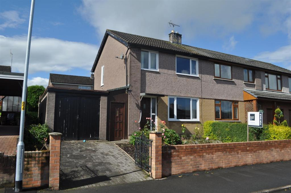 3 Bedrooms Semi Detached House for sale in Netherend Road, Penrith