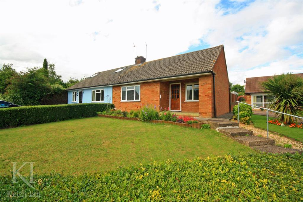2 Bedrooms Bungalow for sale in Bungalow, Cromwell Road, Ware