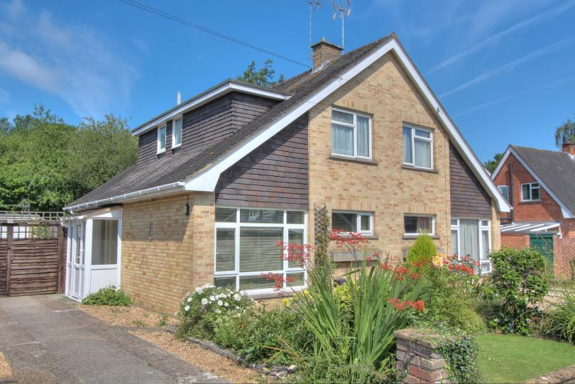 2 Bedrooms Semi Detached House for sale in Augustus Way, Scantabout, Chandlers Ford