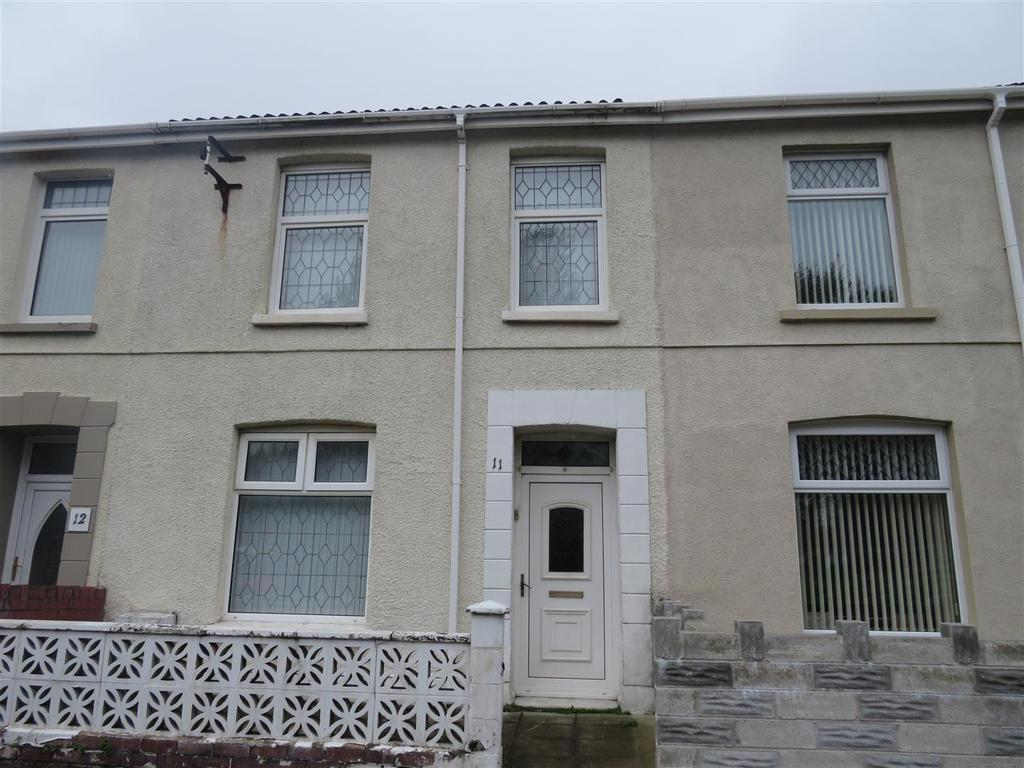 4 Bedrooms Terraced House for sale in Parkview Terrace, Llanelli