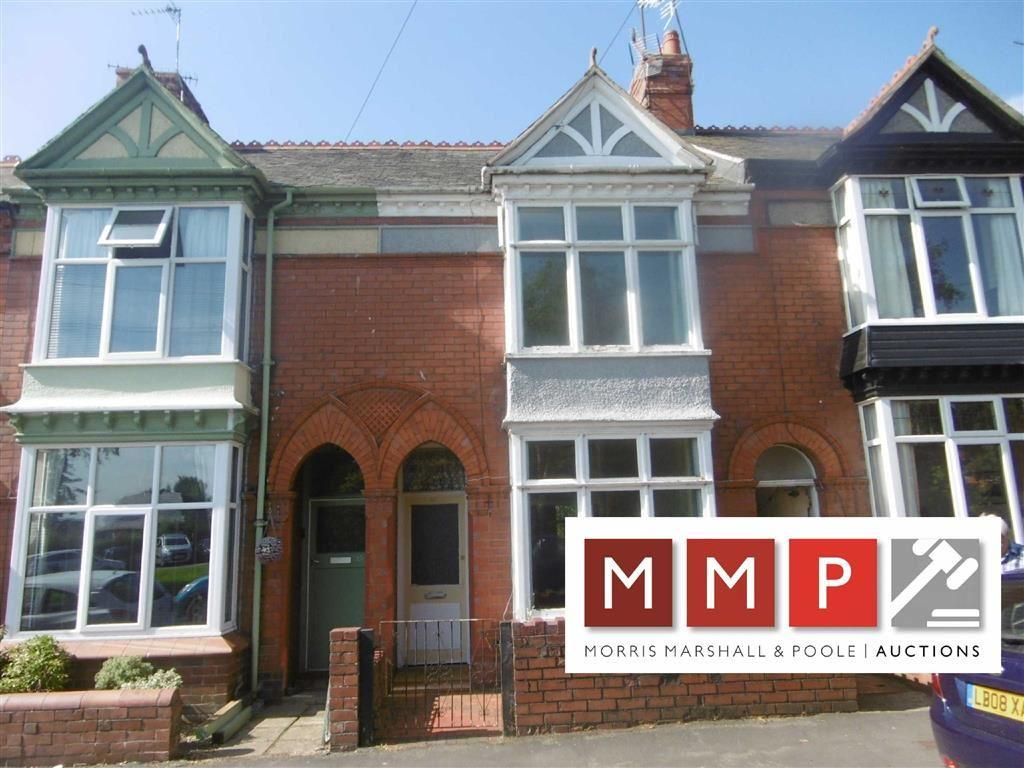 3 Bedrooms Terraced House for sale in 41, Lloyd Street, Oswestry, Shropshire, SY11