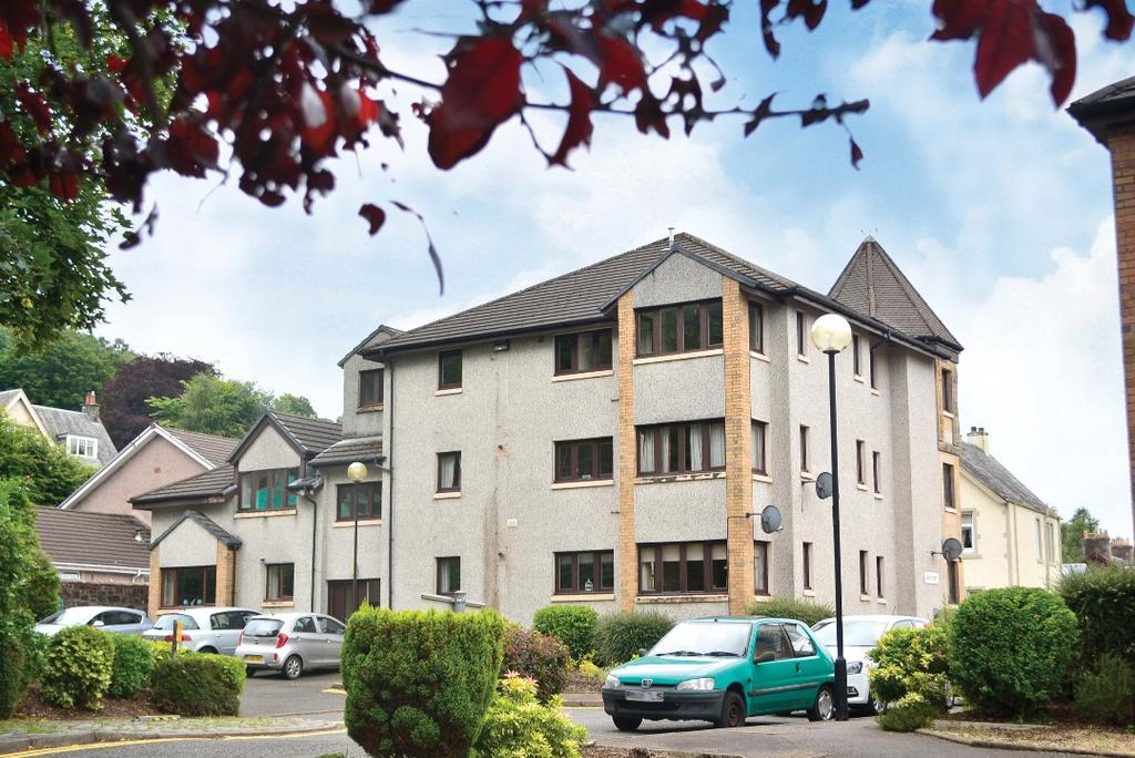 2 Bedrooms Flat for sale in Ledi Court, Callander, Stirling, FK17 8EX