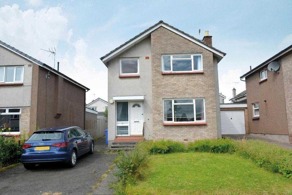 3 Bedrooms Detached House for sale in Cedar Avenue, Torbrex, Stirling, FK8 2PJ