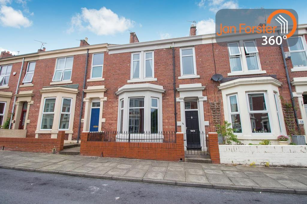 3 Bedrooms Terraced House for sale in Donkin Terrace, North Shields