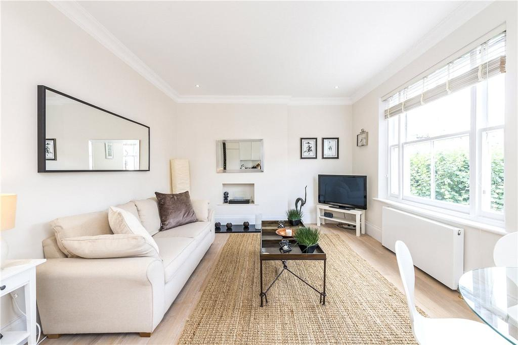 2 Bedrooms Apartment Flat for sale in Cromwell Crescent, Earls Court, London, SW5