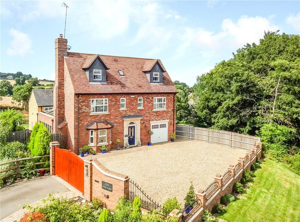 6 Bedrooms Detached House for sale in Towcester Road, Blisworth, Northampton, Northamptonshire, NN7