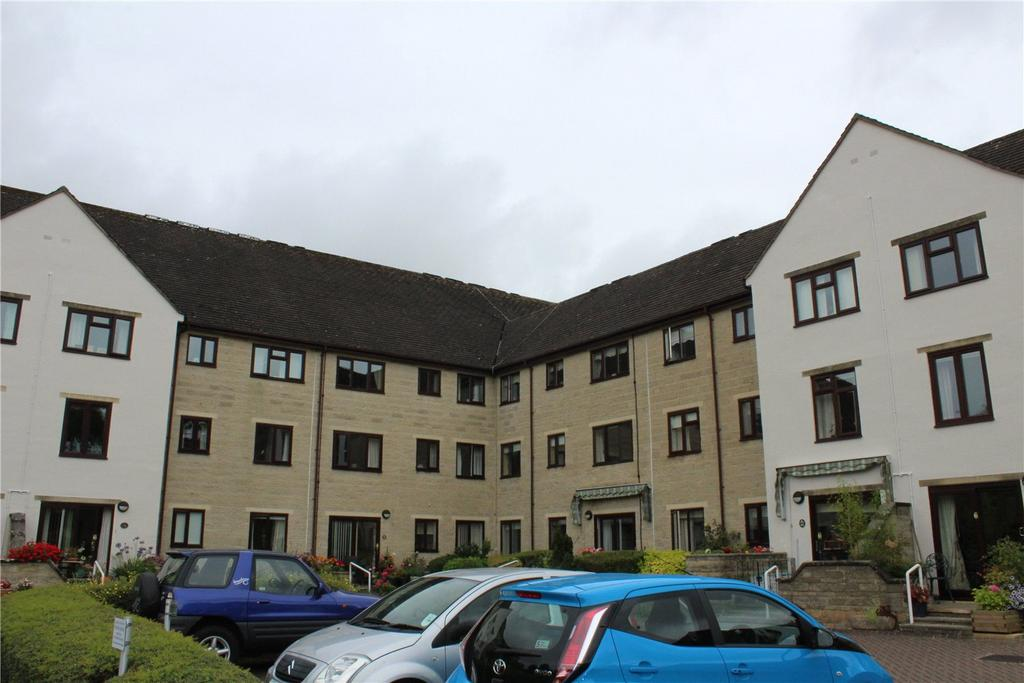 2 Bedrooms Retirement Property for sale in Barclay Court, Trafalgar Road, Cirencester, Gloucestershire