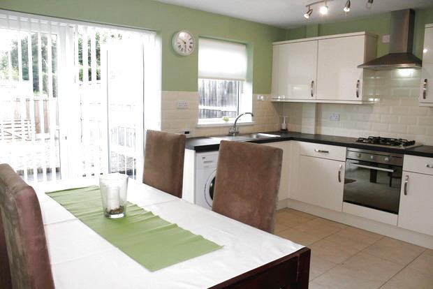 3 Bedrooms Town House for sale in Rowan Close, Forest Town, Mansfield, NG19