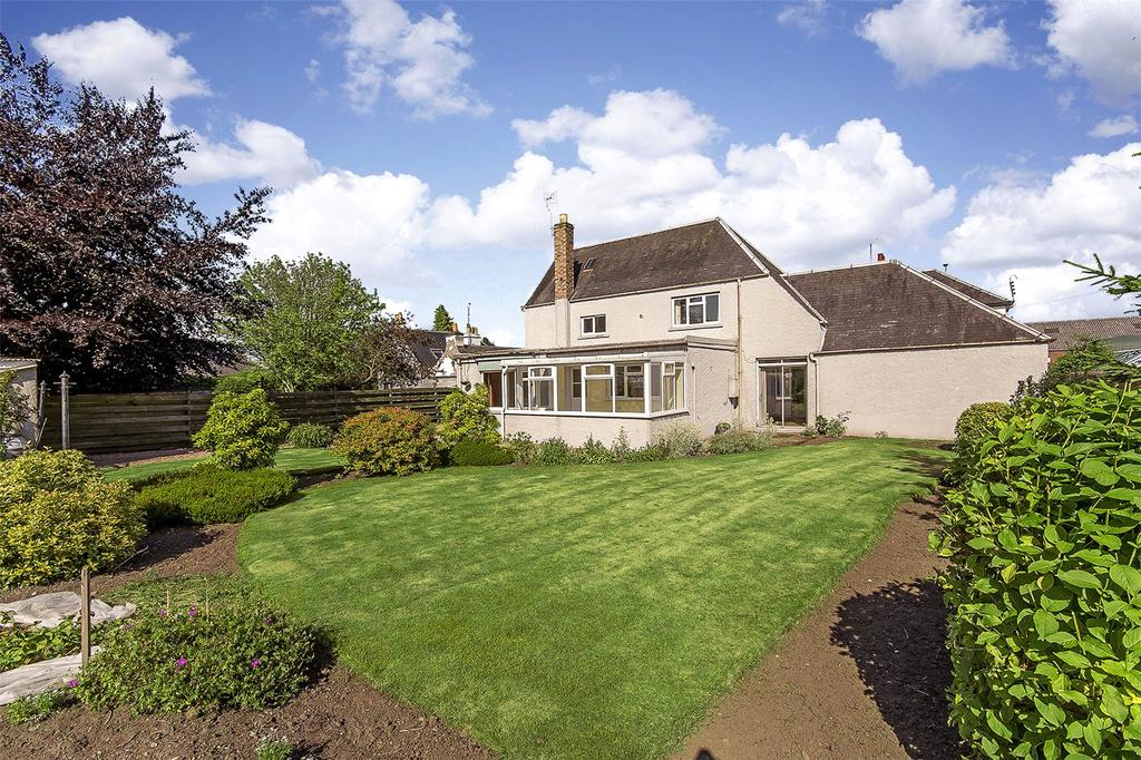 3 Bedrooms Link Detached House for sale in Kenmont, Main Street, Balbeggie, Perthshire, PH2