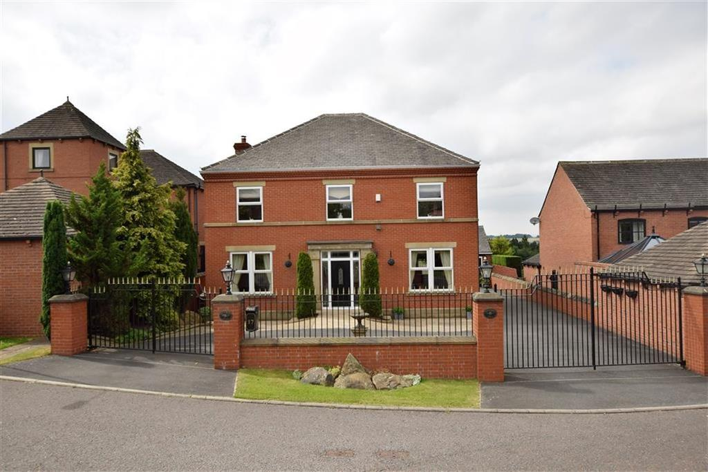 4 Bedrooms Detached House for sale in The Old Woodyard, Stocksmoor Road, WAKEFIELD, WF4