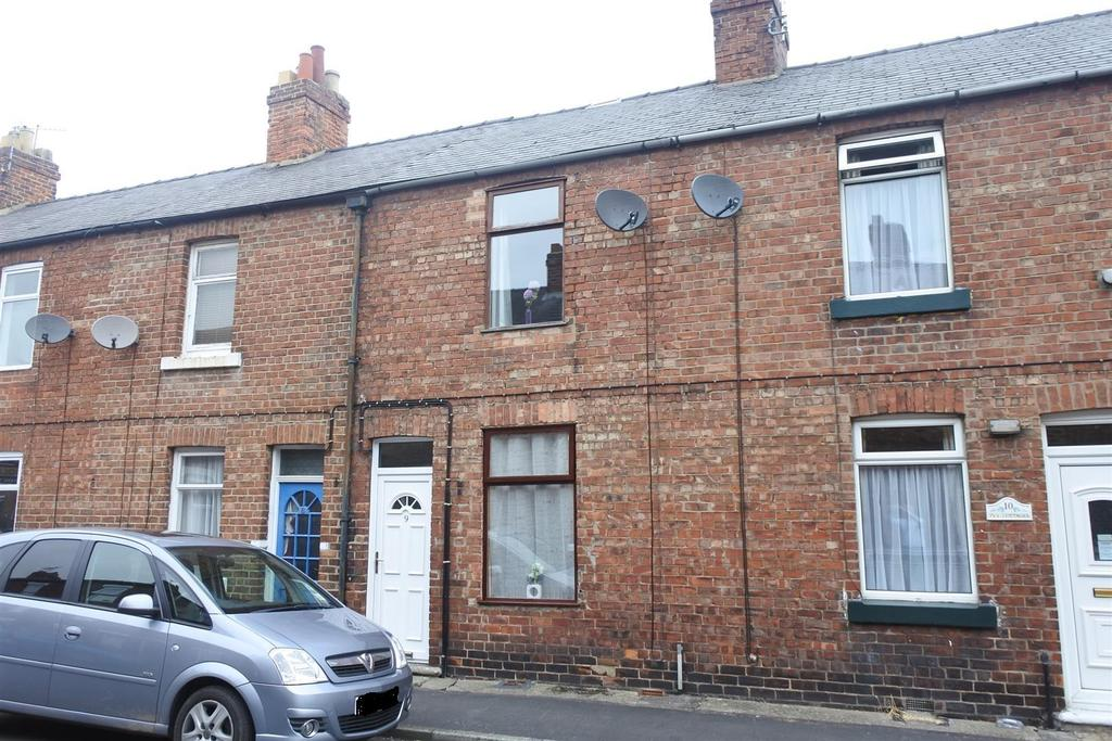 2 Bedrooms Cottage House for sale in Ivy Cottages, Northallerton
