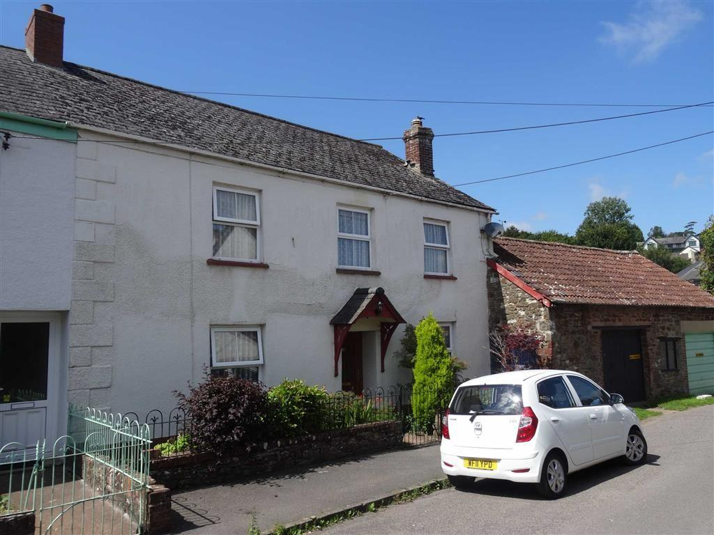 4 Bedrooms Semi Detached House for sale in North Street, North Tawton, Devon, EX20