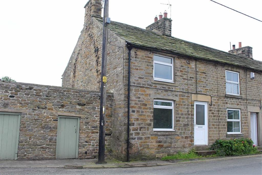 2 Bedrooms End Of Terrace House for sale in Piperley Cottages, Mickleton, County Durham