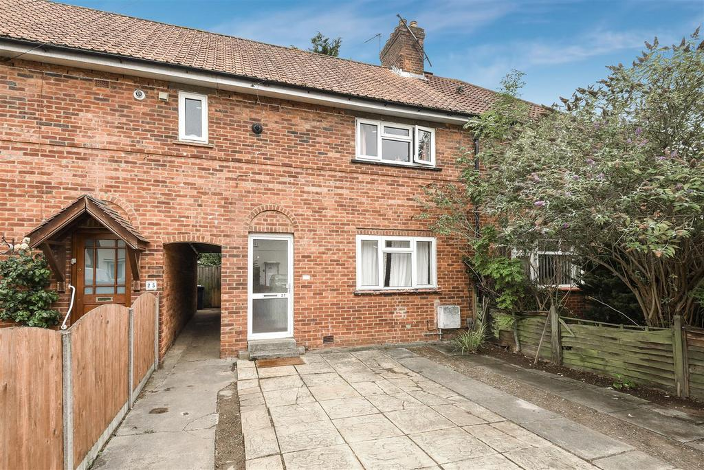 4 Bedrooms Terraced House for sale in Grays Road, Headington, Oxford