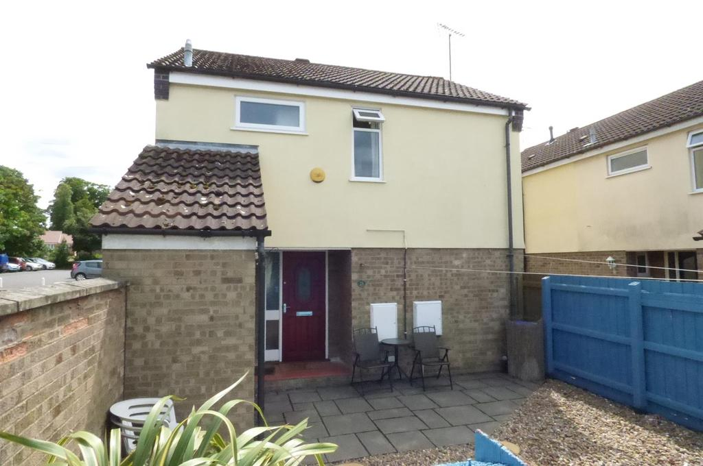 2 Bedrooms Detached House for sale in George Street, Brandon