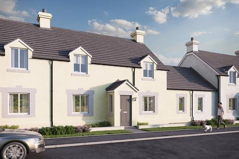 3 bedroom end of terrace house for sale - Plot No 18, Triplestone Close, Herbrandston, Milford Haven