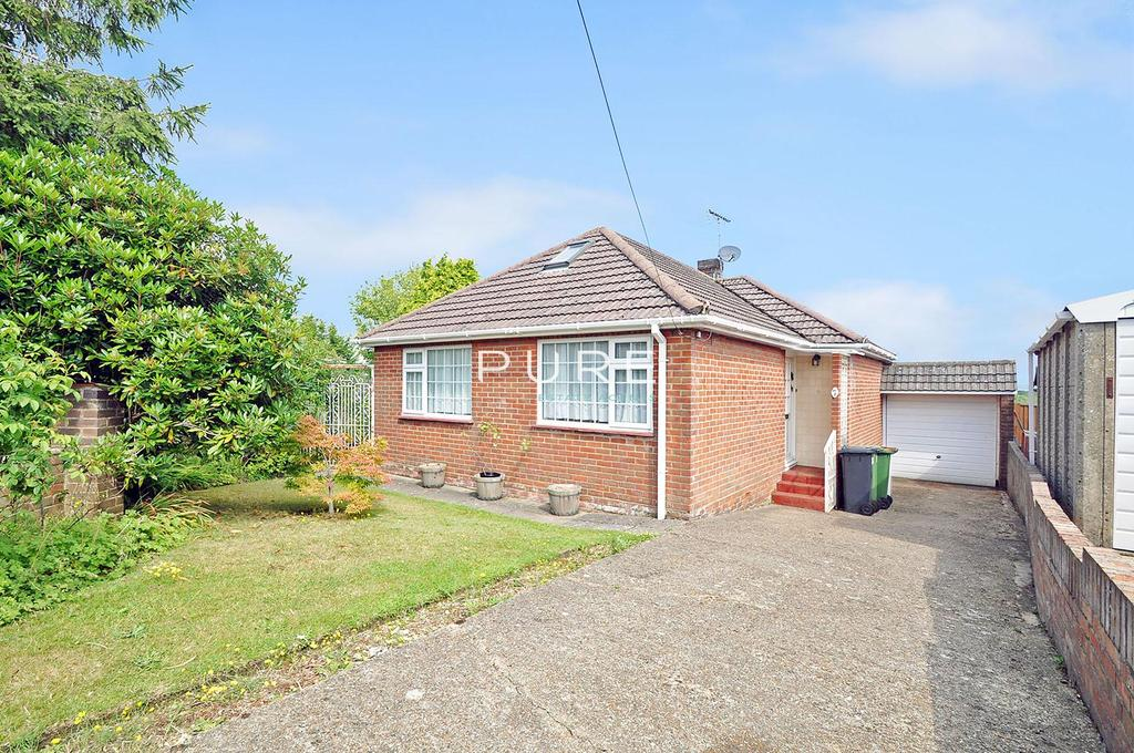 2 Bedrooms Detached Bungalow for sale in Severn Way, West End, Southampton, Hampshire, SO30 3FZ