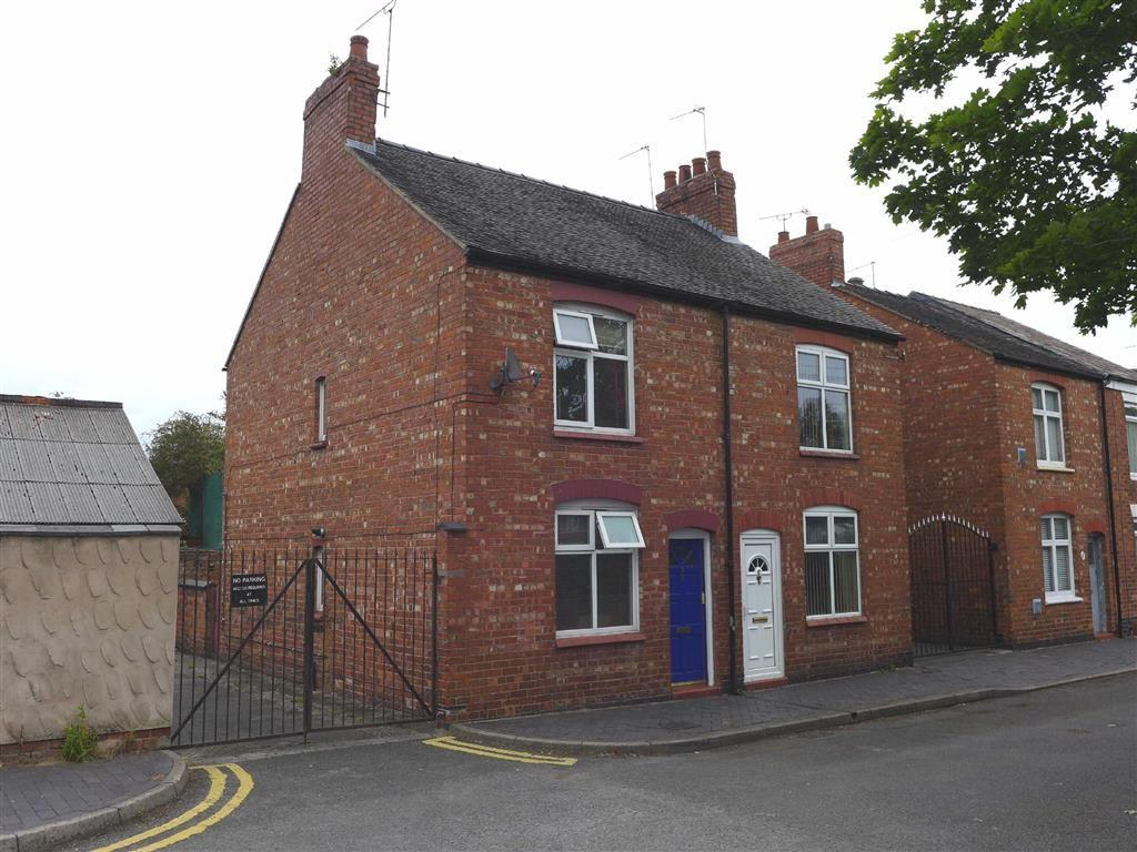 2 Bedrooms Terraced House for sale in Newton Street, Crewe