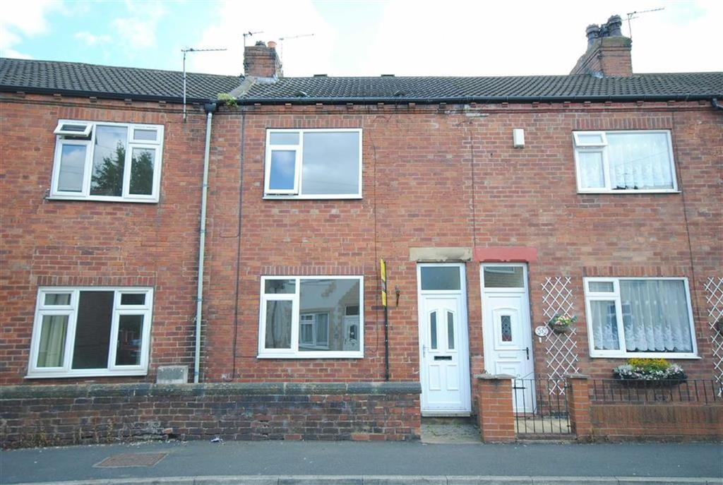 2 Bedrooms Terraced House for sale in Robinson Street, Allerton Bywater, Castleford, WF10