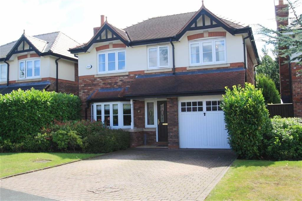 4 Bedrooms Detached House for sale in Kingsbury Drive, Regent Park, Wilmslow
