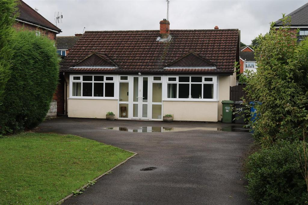 2 Bedrooms Detached Bungalow for sale in High Street, Dosthill, Tamworth