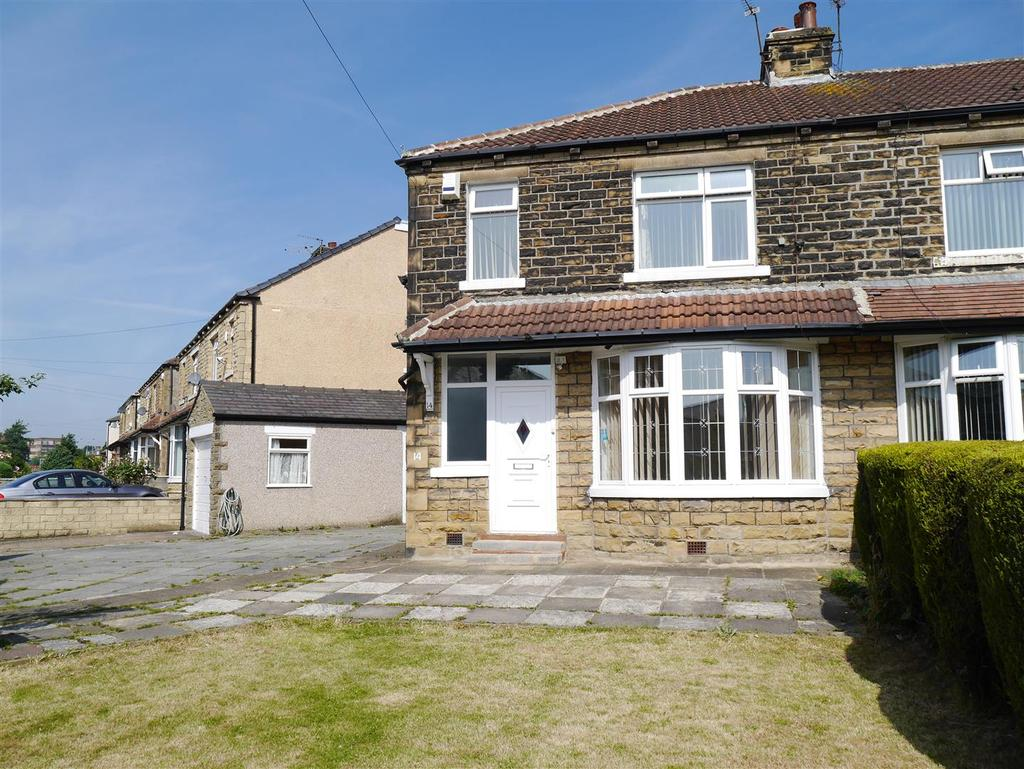 3 Bedrooms Semi Detached House for sale in Grange Avenue, Bradford